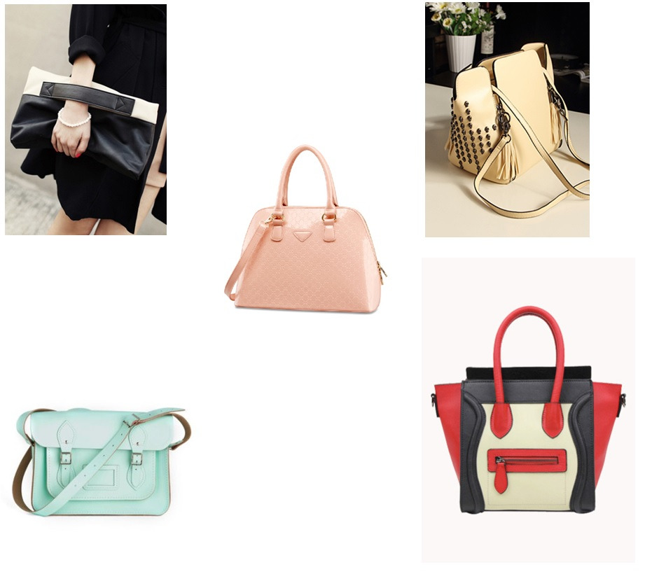 Oh My! Bags Galore!