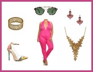 dressing room 8 pink look