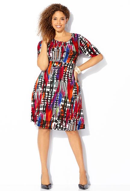 Bold Dress 1
