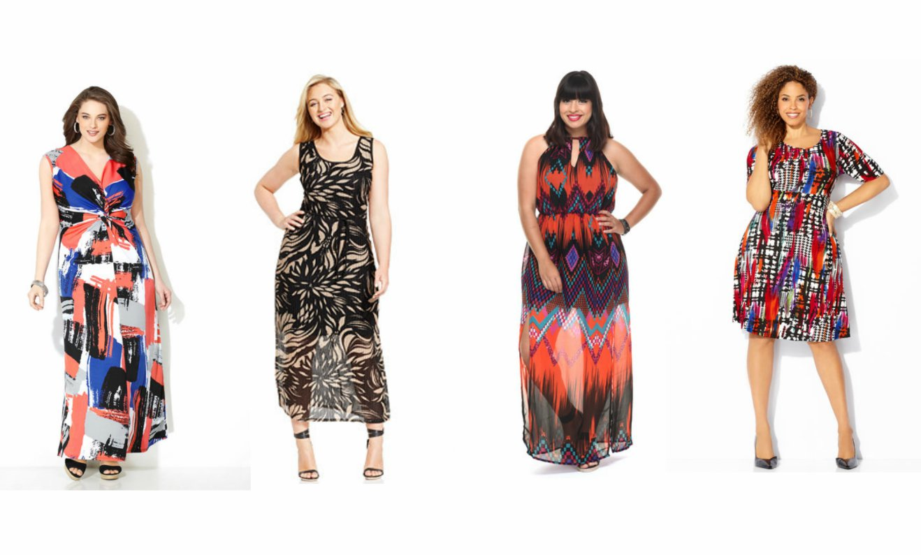 This Month's Picks for 8 Bold Dresses!