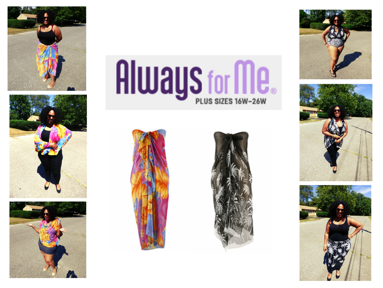 8 Different Ways to Wear Pareos with Always For Me!