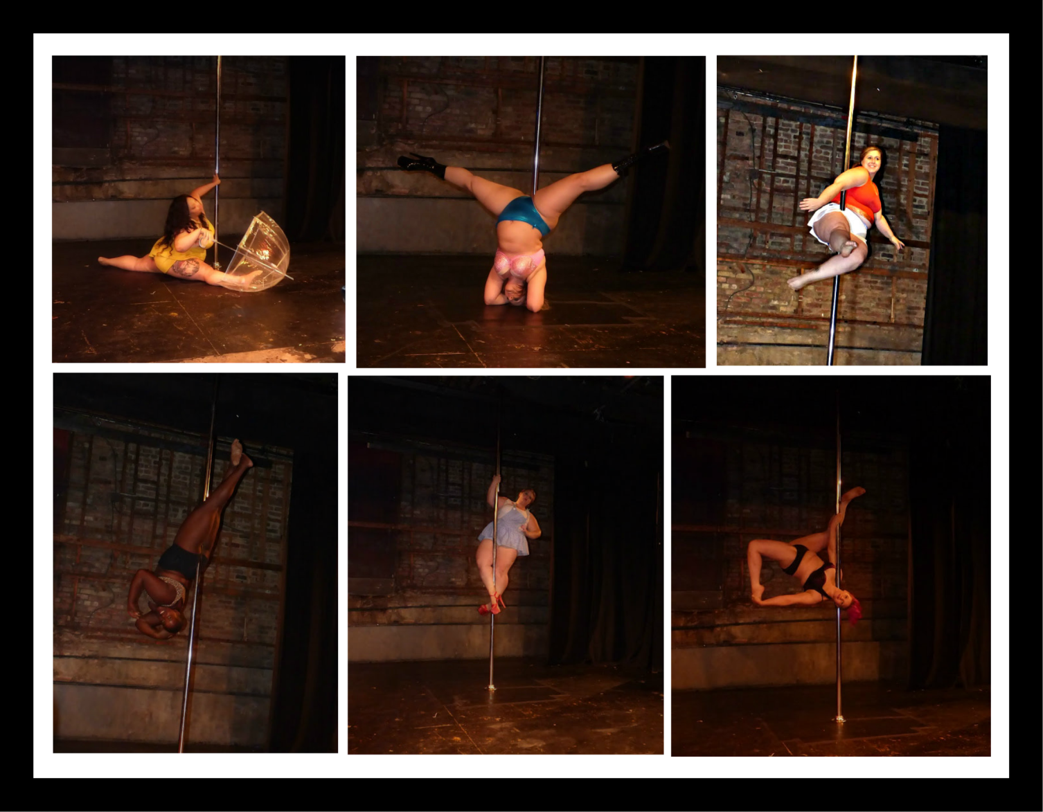 Dangerous Curves Recap: Pole Dancing, Curvy Women & Good Times!