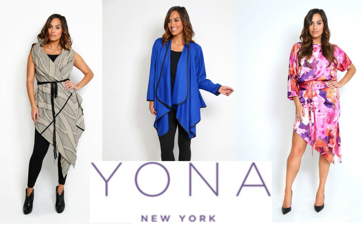 Meet Yona Love: Fashion Designer for the Professional & Chic Plus Size Woman!