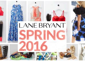 lane bryant 2016 spring collection
