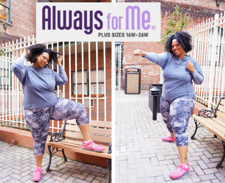 Get Fit With Always For Me