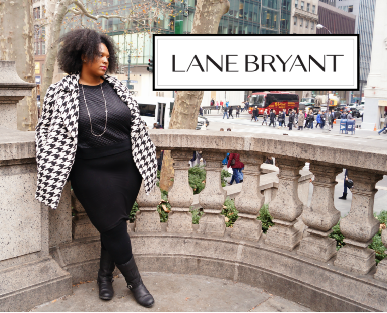 Holiday Styling with Lane Bryant!