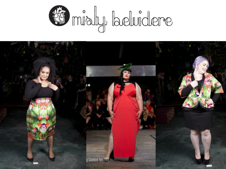 Misty Belvidere is the Designer You Won't Forget!