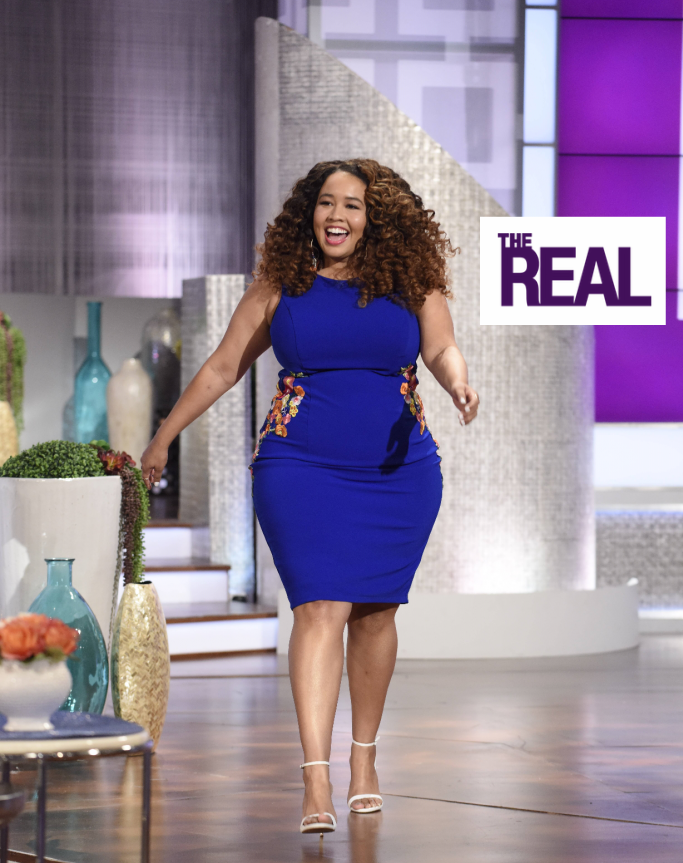 Don't Miss GabiFresh on THE REAL This Thursday, April 7th