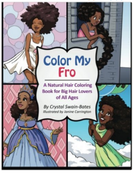 color my fro