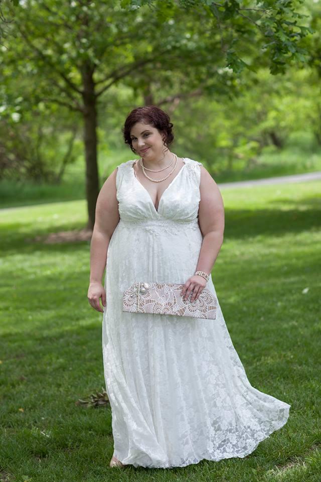 Natasha Goddess Gown