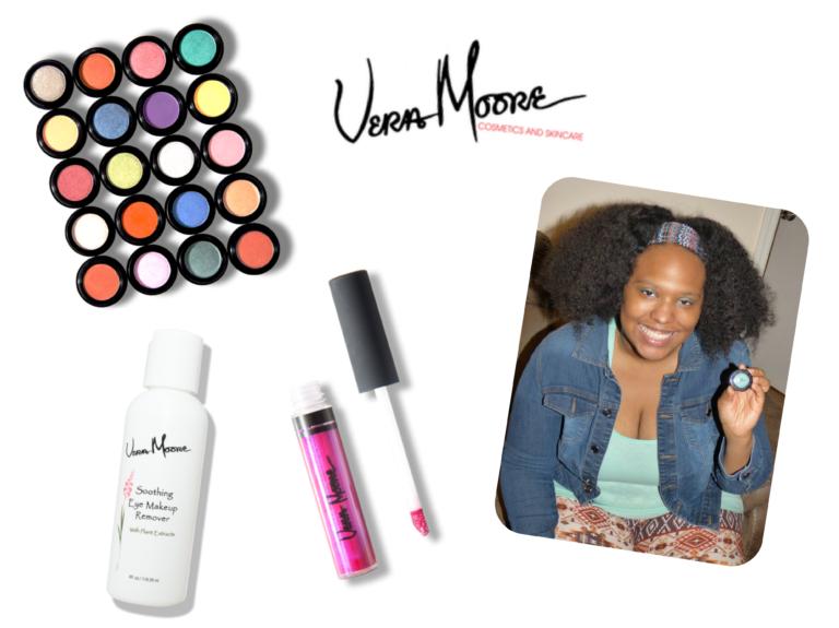 Color Me Pretty with Vera Moore Cosmetics