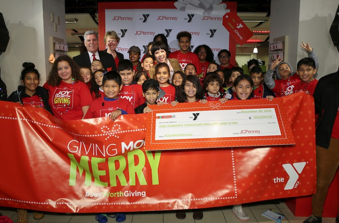 Carly Rae Jepsen Teams Up with JCPenney to Spread Joy this Holiday Season